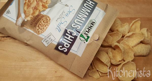 Test: Hummus chips