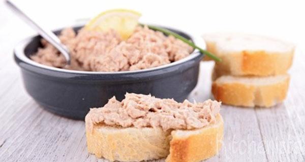 tonijnsalade en zwanger