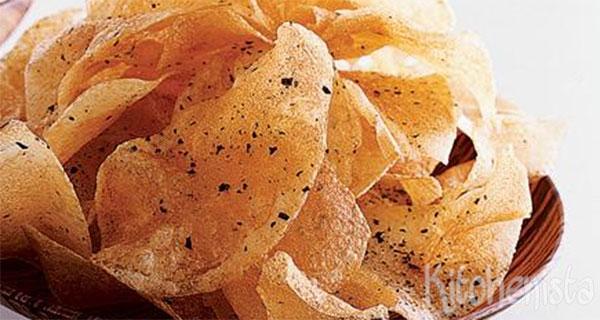 Chips met nori