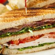 Klassieke clubsandwich