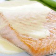 Romige wittewijnsaus voor bij vis