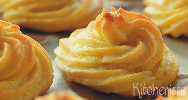 Pommes duchesse