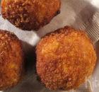 Arancini (Italiaanse risottoballetjes)