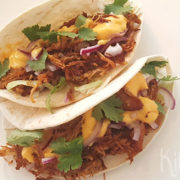 Mexicaanse taco's met pulled pork