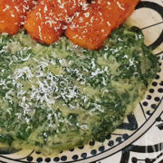 Gewokte spinazie à la crème