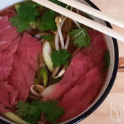Snelle Pho (Vietnamese noedelsoep)
