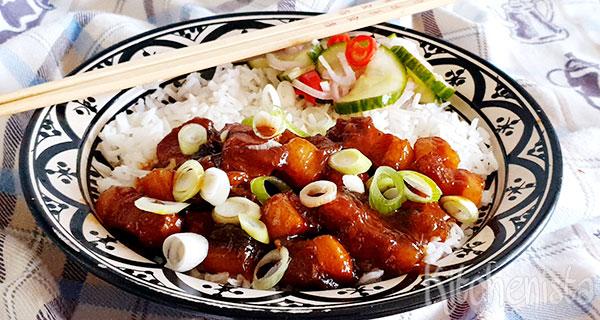 Hong shao rou – Chinees rood gesmoord buikspek