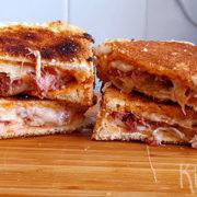 Reuben sandwich – tosti met zuurkool, corned beef en kaas