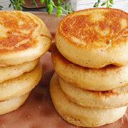 English muffins – geen cakejes maar broodjes