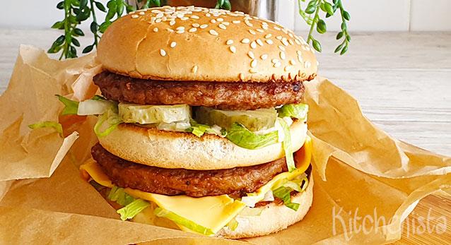 Do it yourself copycat recept: Big Mac