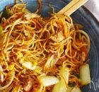 Chow mein – Chinese noedels uit de wok
