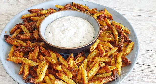 Pasta chips – de nieuwste hit op TikTok