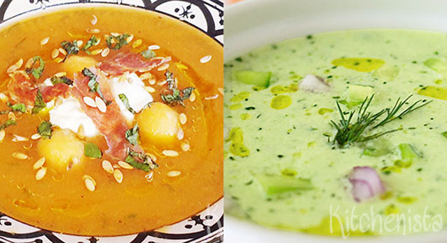 10x Heerlijk lichte soep, perfect voor in de zomer